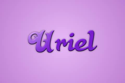 significado de Uriel