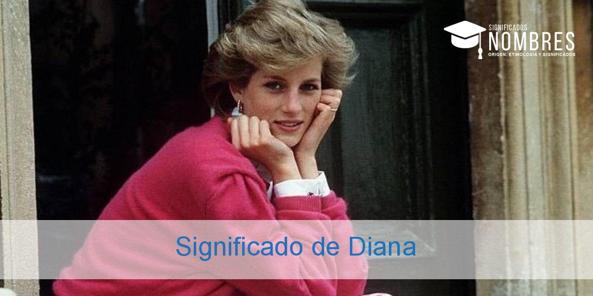 Significado de Diana
