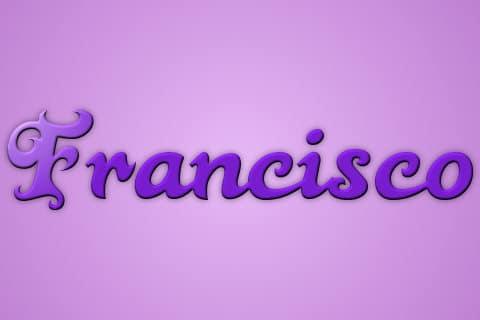 Significado de Francisco