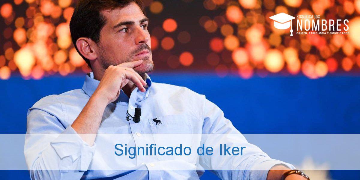 Significado de Iker
