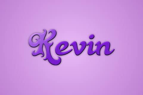 Significado de Kevin
