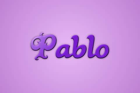 Significado de Pablo