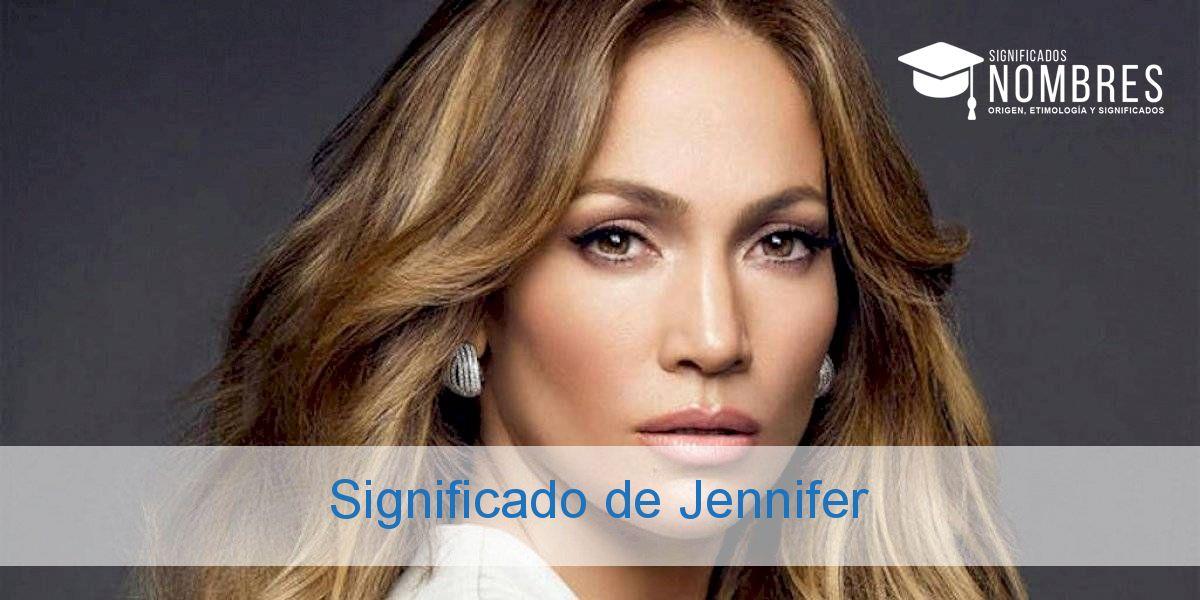 Significado de Jennifer