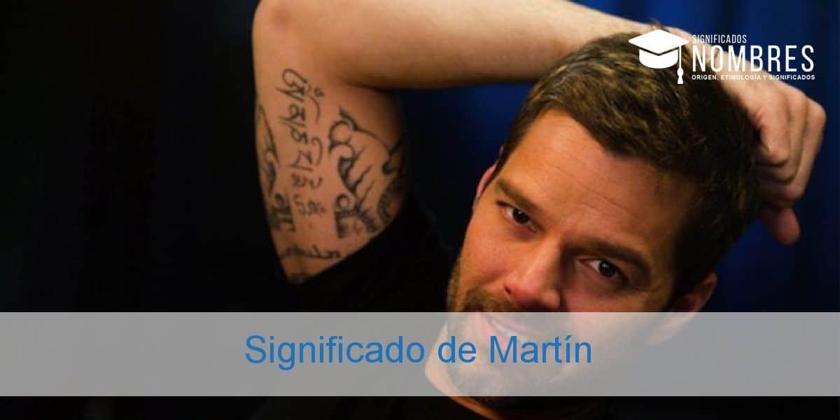 Significado de Martín