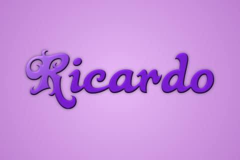 Significado de Ricardo