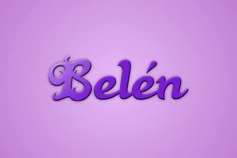 Significado de Belen