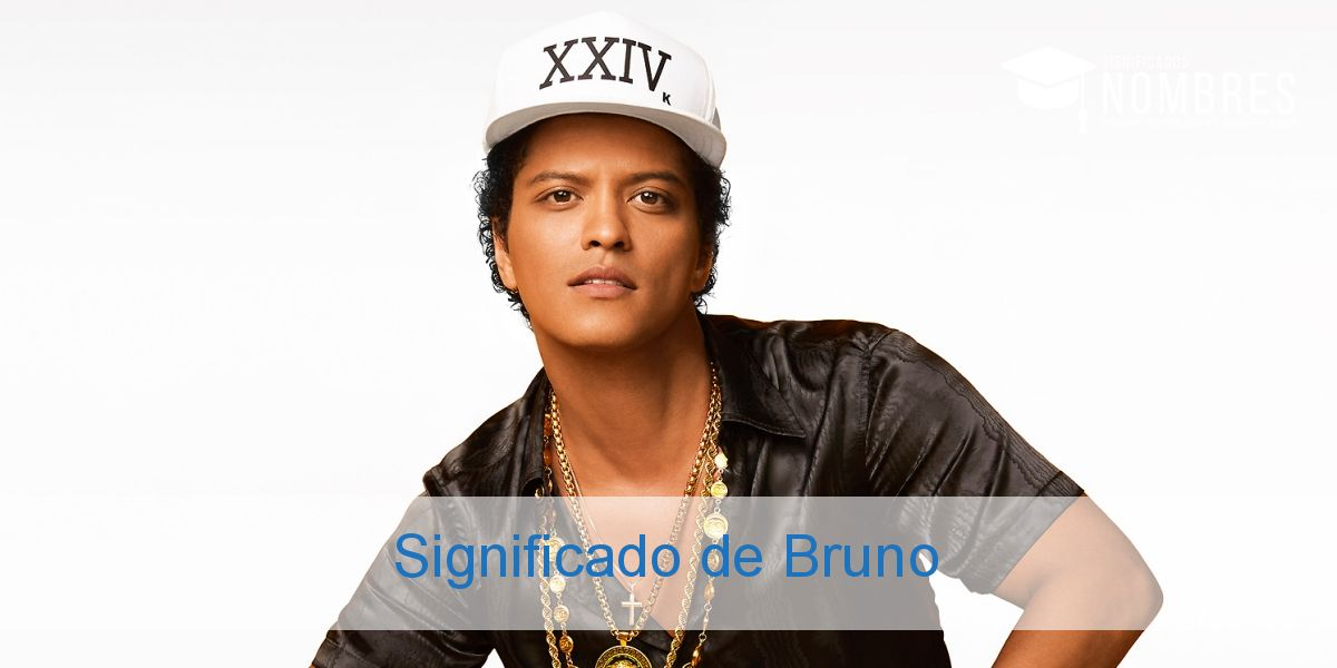 Significado de Bruno