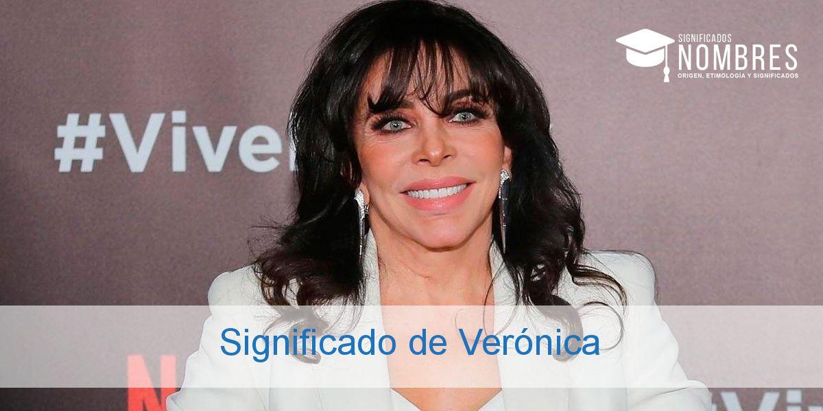 Significado de Verónica
