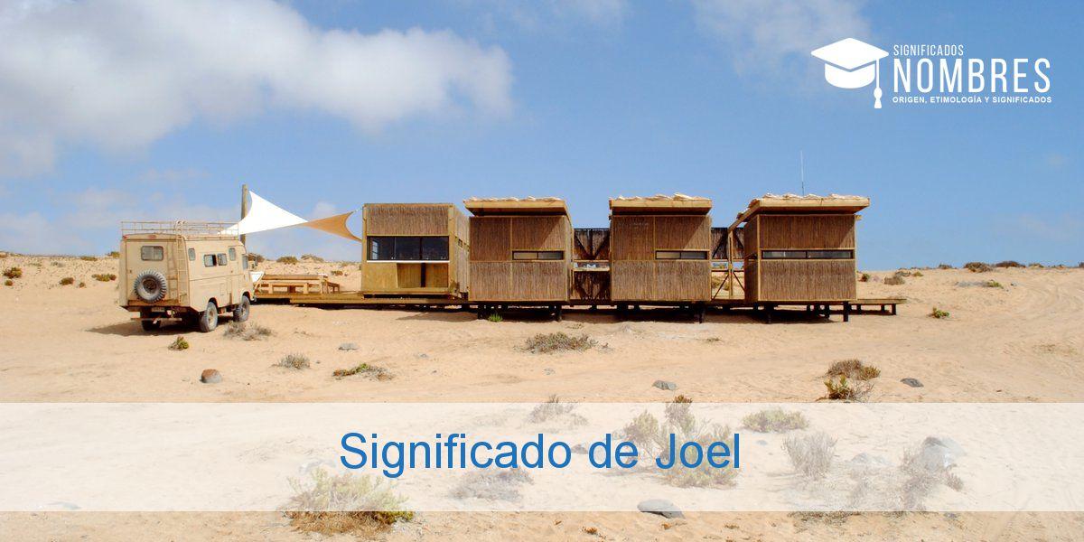 Significado de Joel