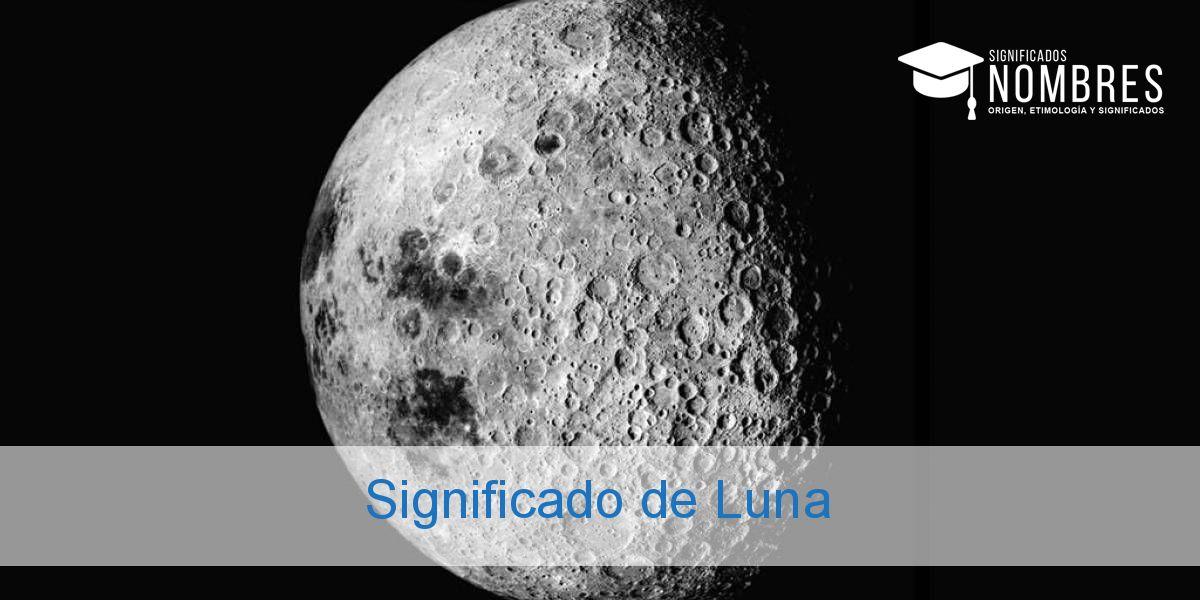 Significado de Luna