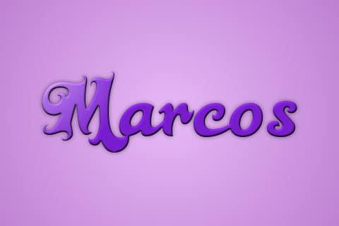 Significado de Marcos