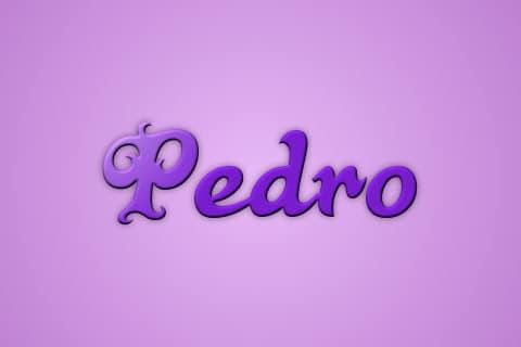 Significado de Pedro