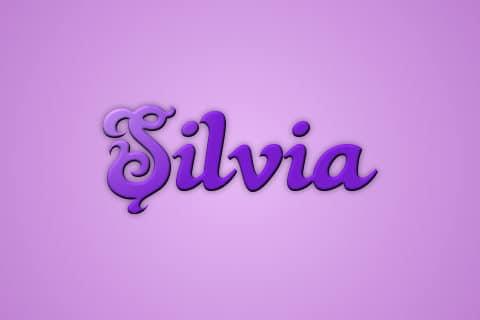 Significado de Silvia