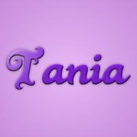 Significado de Tania