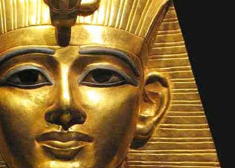 faraones y dioses egipcios