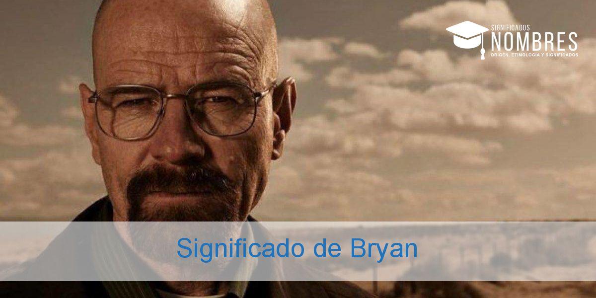 Significado de Bryan