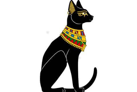 bastet gata egipcia