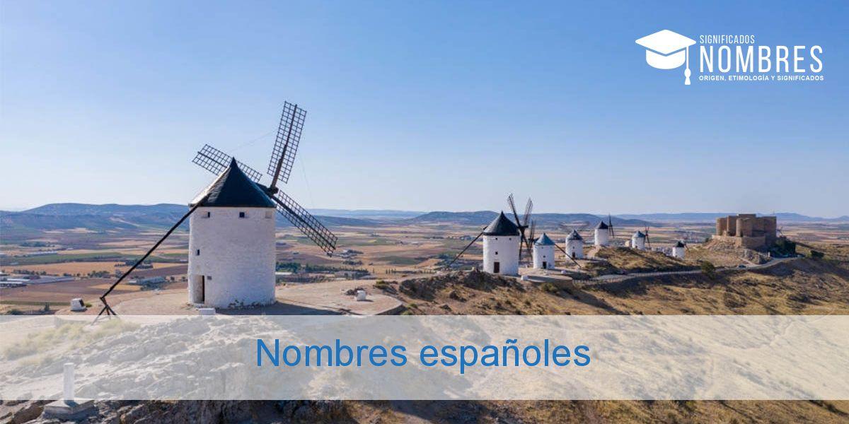 Nombres españoles comunes, raros, bonitos para tus hijos